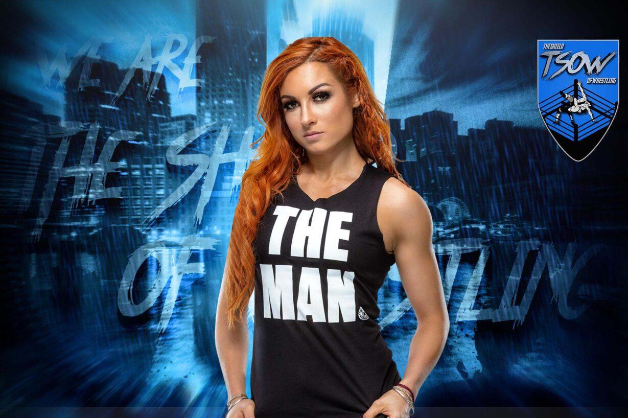 Becky Lynch tornerà a breve sui ring della WWE?