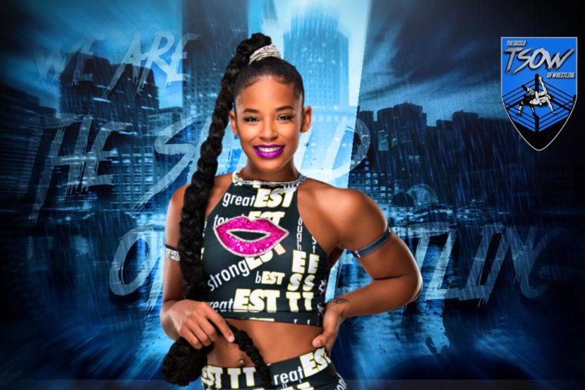Monday Night RAW: Che fine ha fatto Bianca Belair?