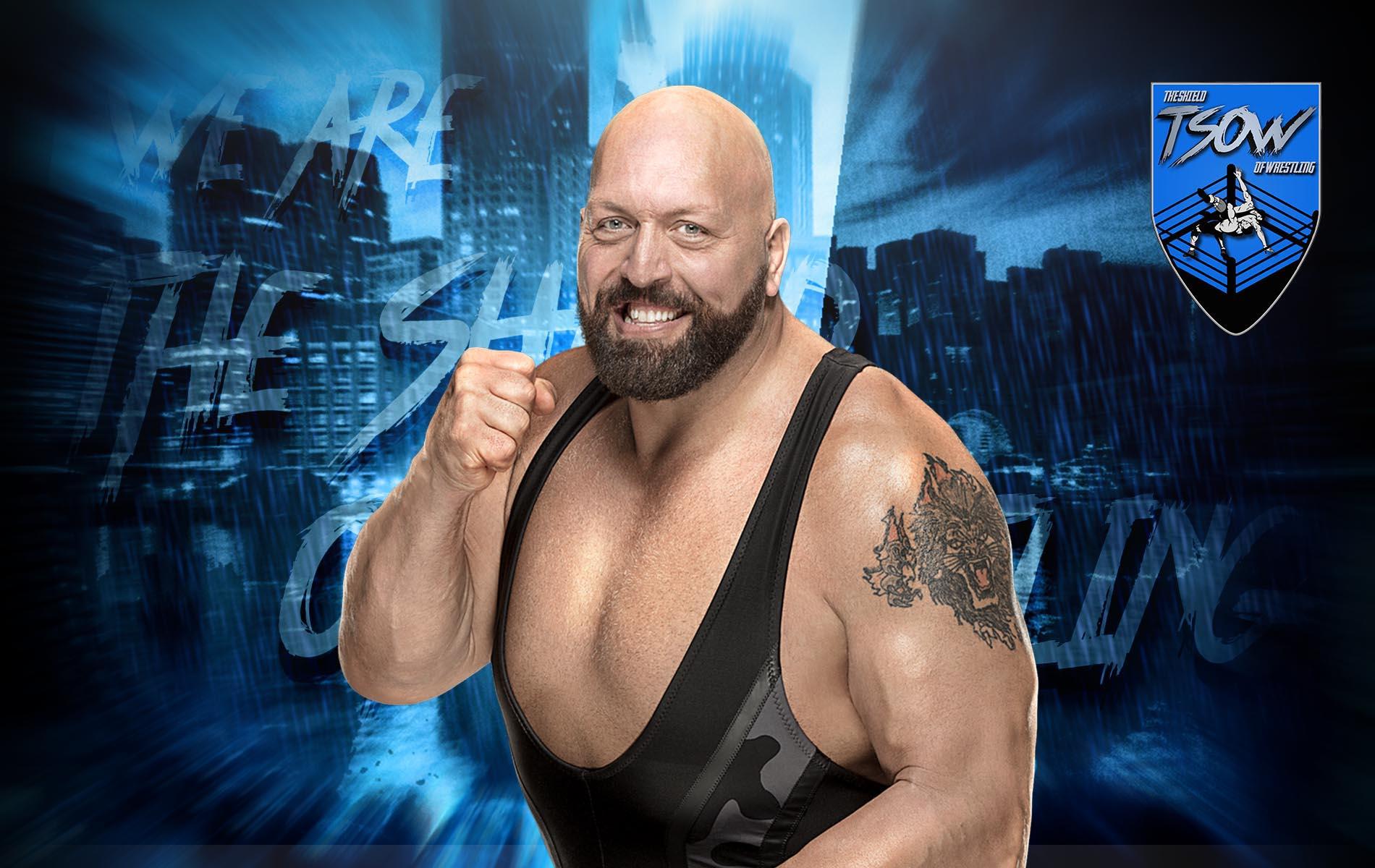 Big Show cambiò una signature move quando la WWE assunse Hurricane Helms