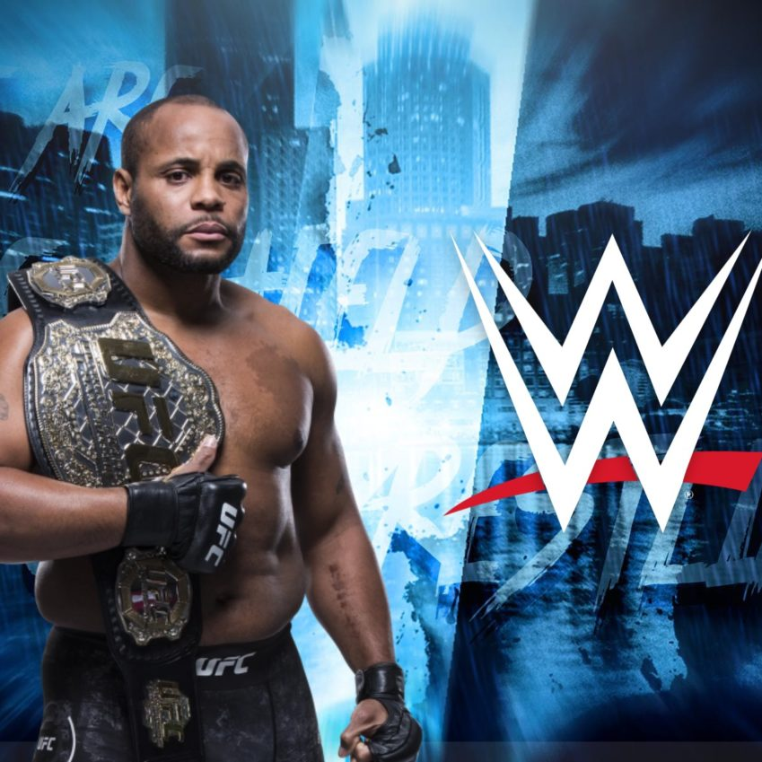 Triple H conferma: la WWE è interessata a Daniel Cormier