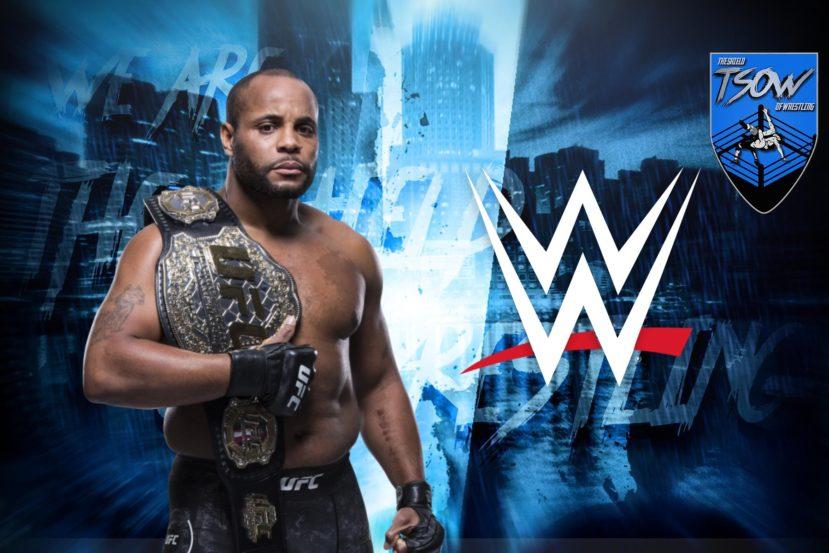 WWE e FOX vorrebbero assumere Daniel Cormier