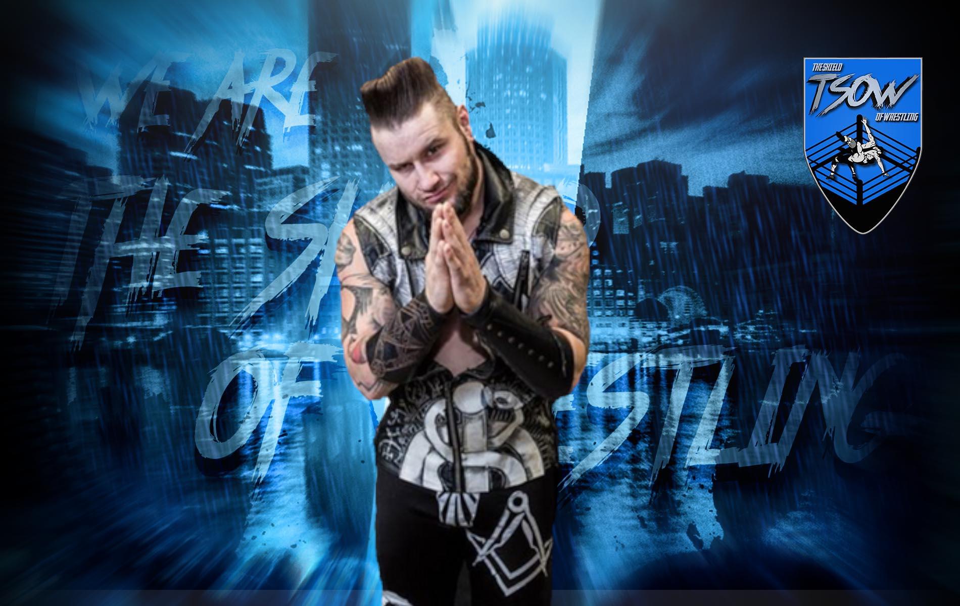 Accuse a Dave Crist: la Rockstar Pro Wrestling prende provvedimenti