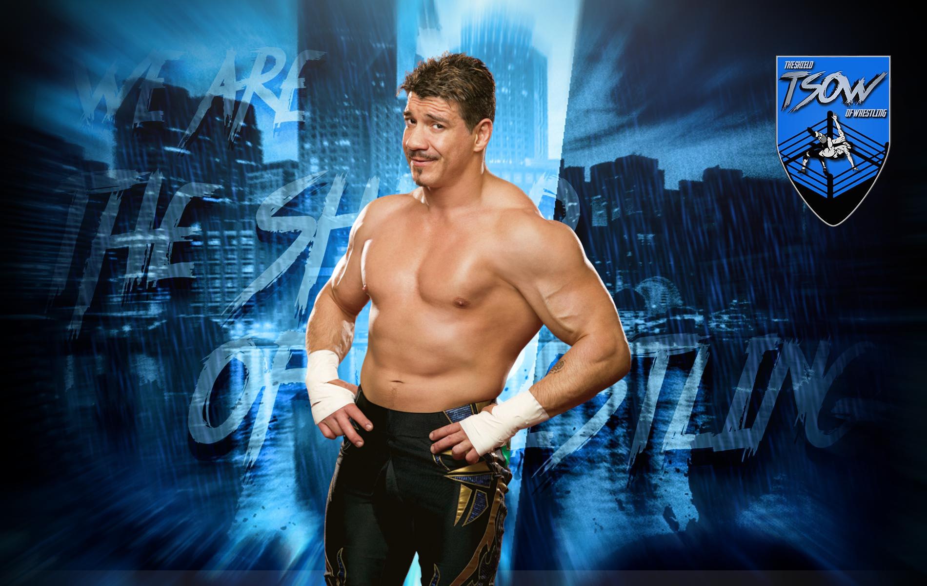 Eddie Guerrero: rissa sfiorata al fianco di suo nipote contro il Team Angle