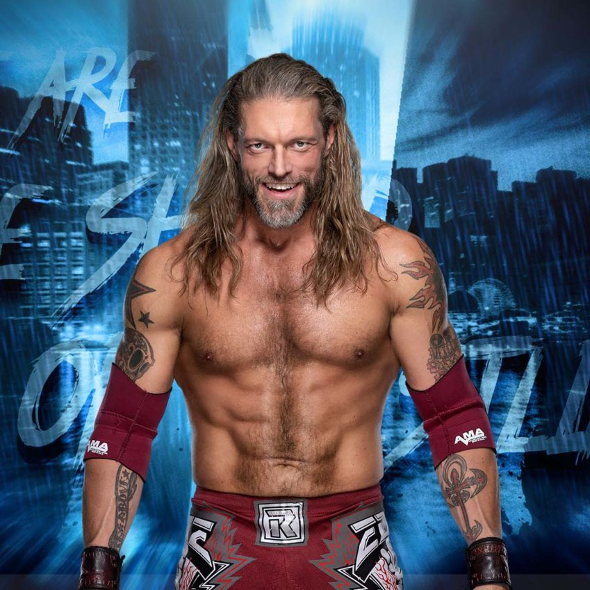 Edge era già infortunato prima del suo match a Backlash?