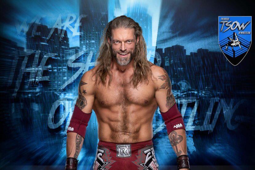 Edge ha scelto ufficialmente l'avversario di WrestleMania 37