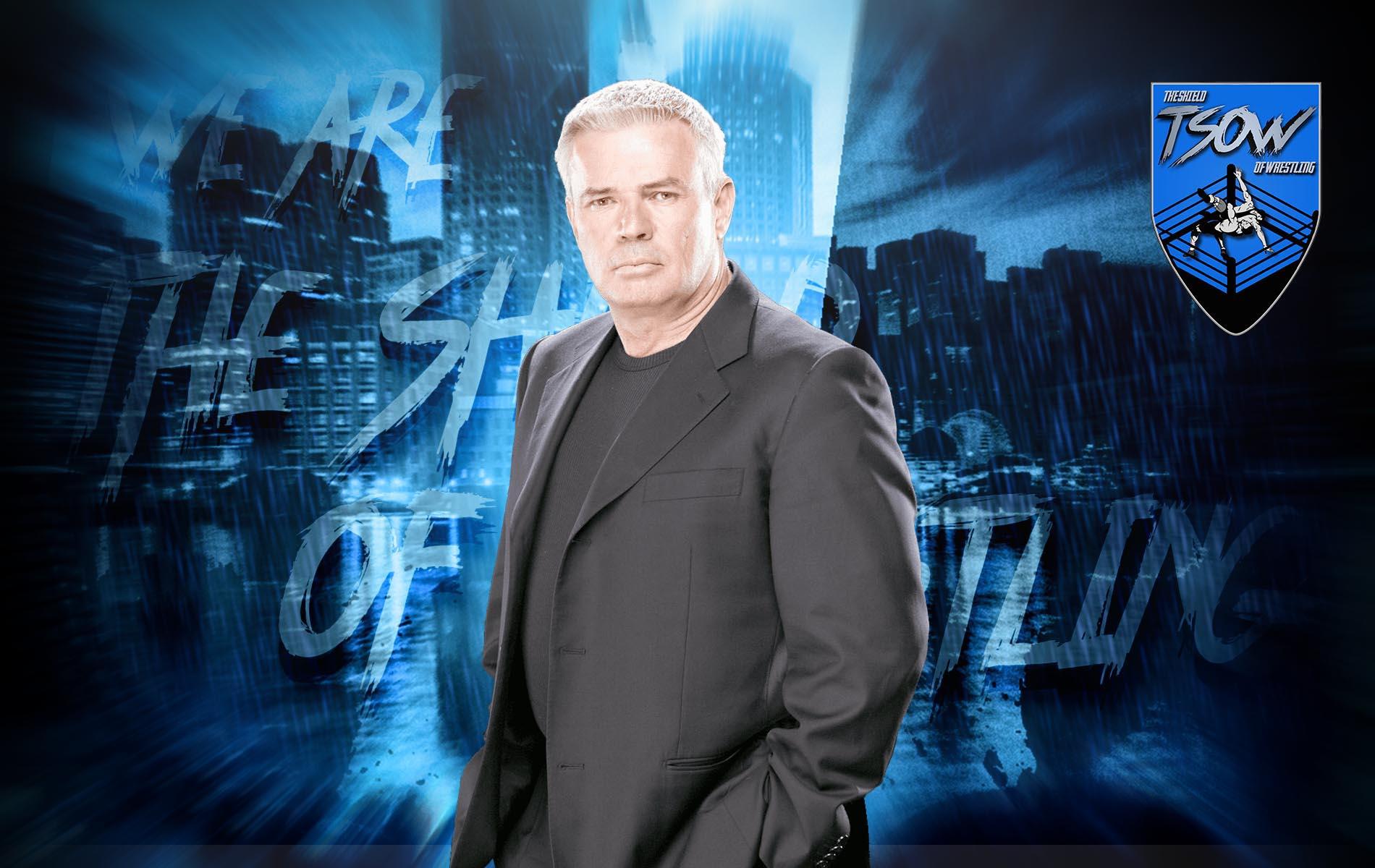 Eric Bischoff sostiene come i personaggi in AEW siano uguali
