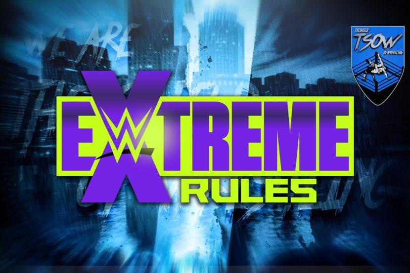 Extreme Rules 2020: card aggiornata