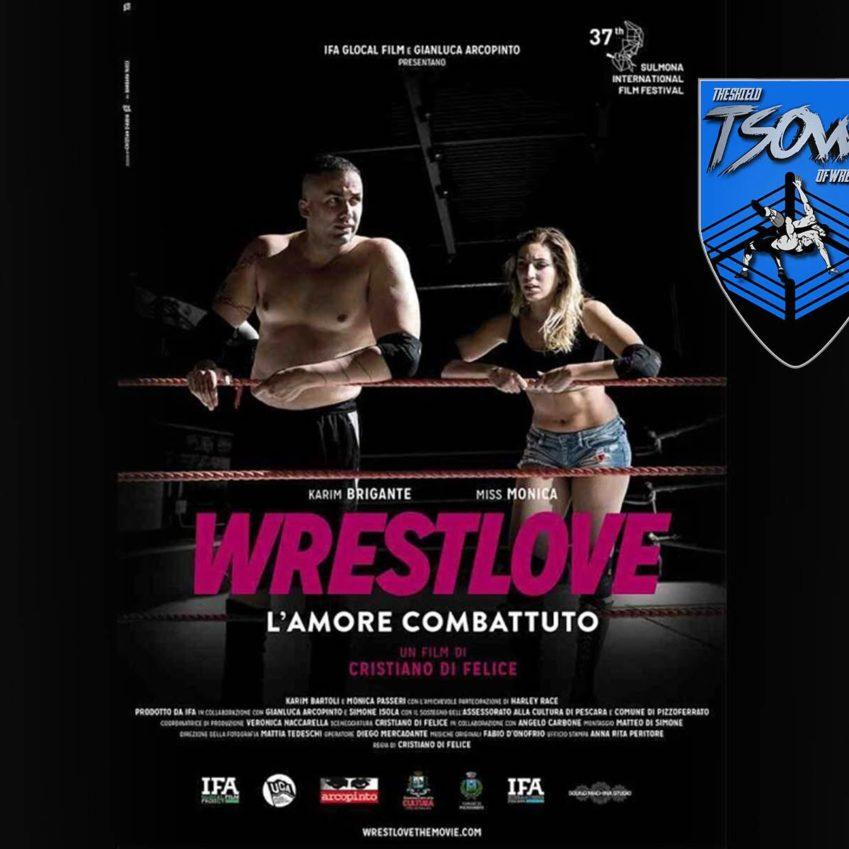 Wrestlove premiato come miglior documentario