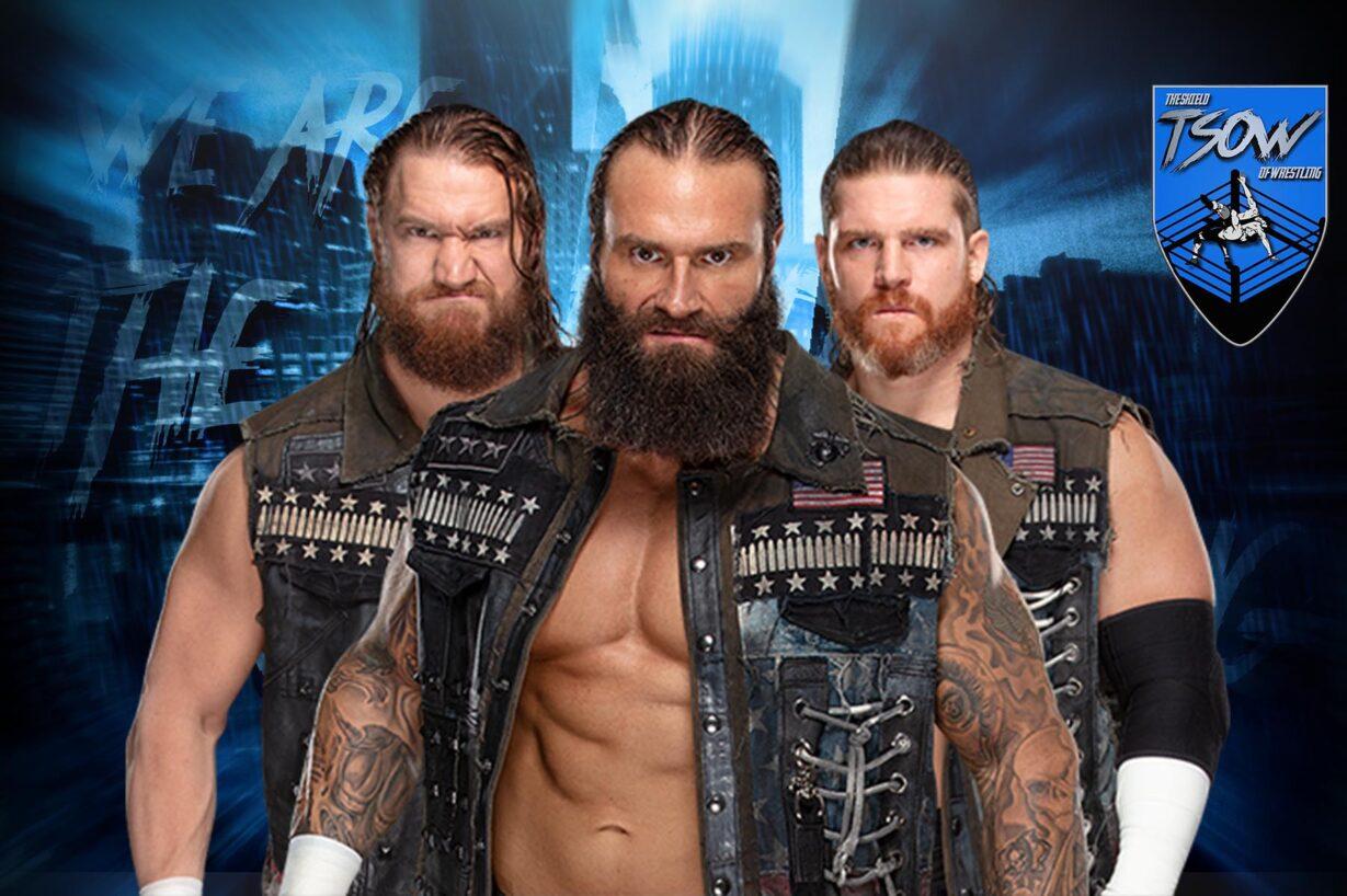 The Forgotten Sons tornano a SmackDown con una novità