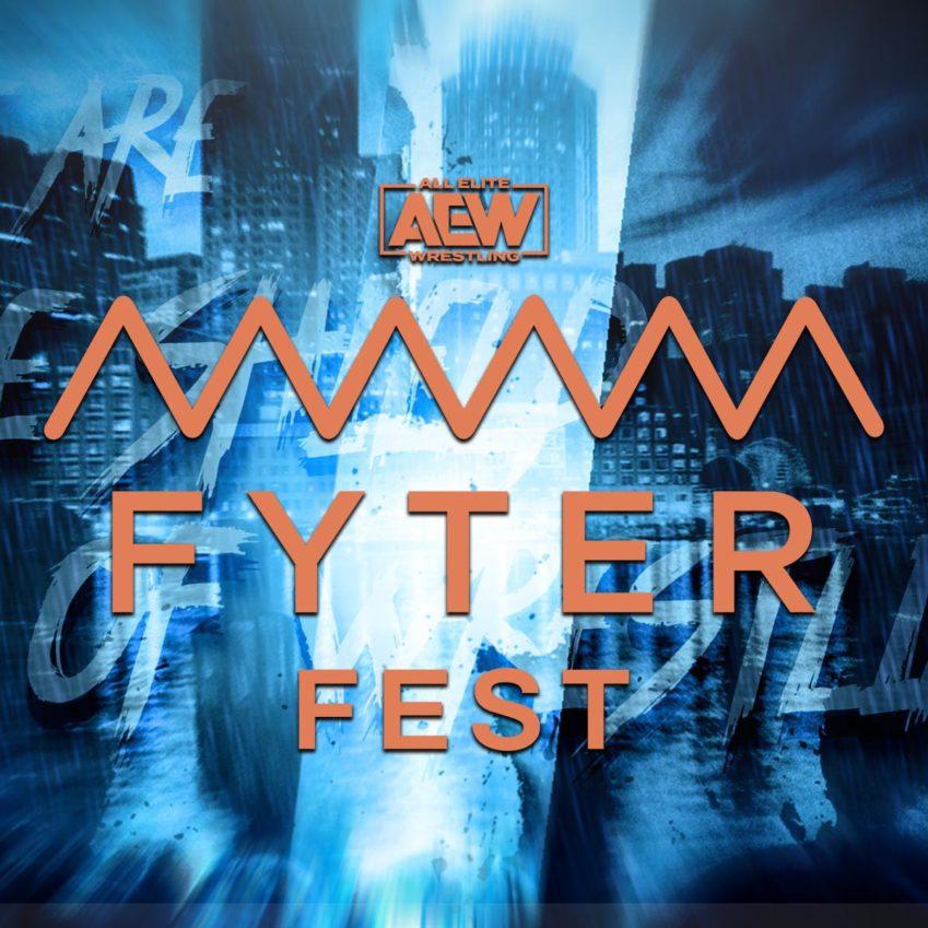 Titolo introdotto da Taz durante AEW Fyter Fest