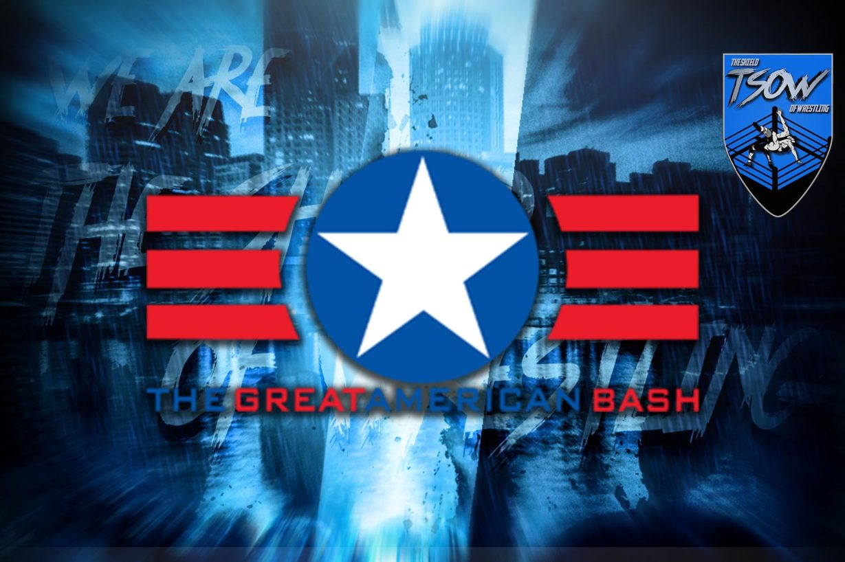 NXT Great American Bash: quando verrà registrato?