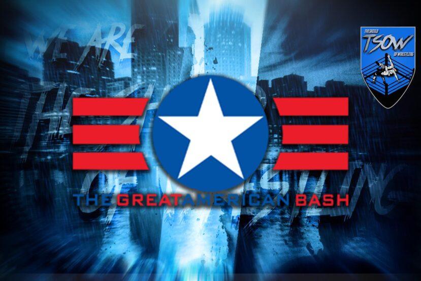 The Great American Bash: annunciato l'episodio speciale di NXT