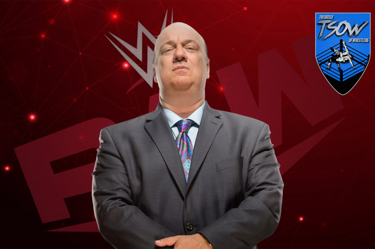Il RAW di Paul Heyman