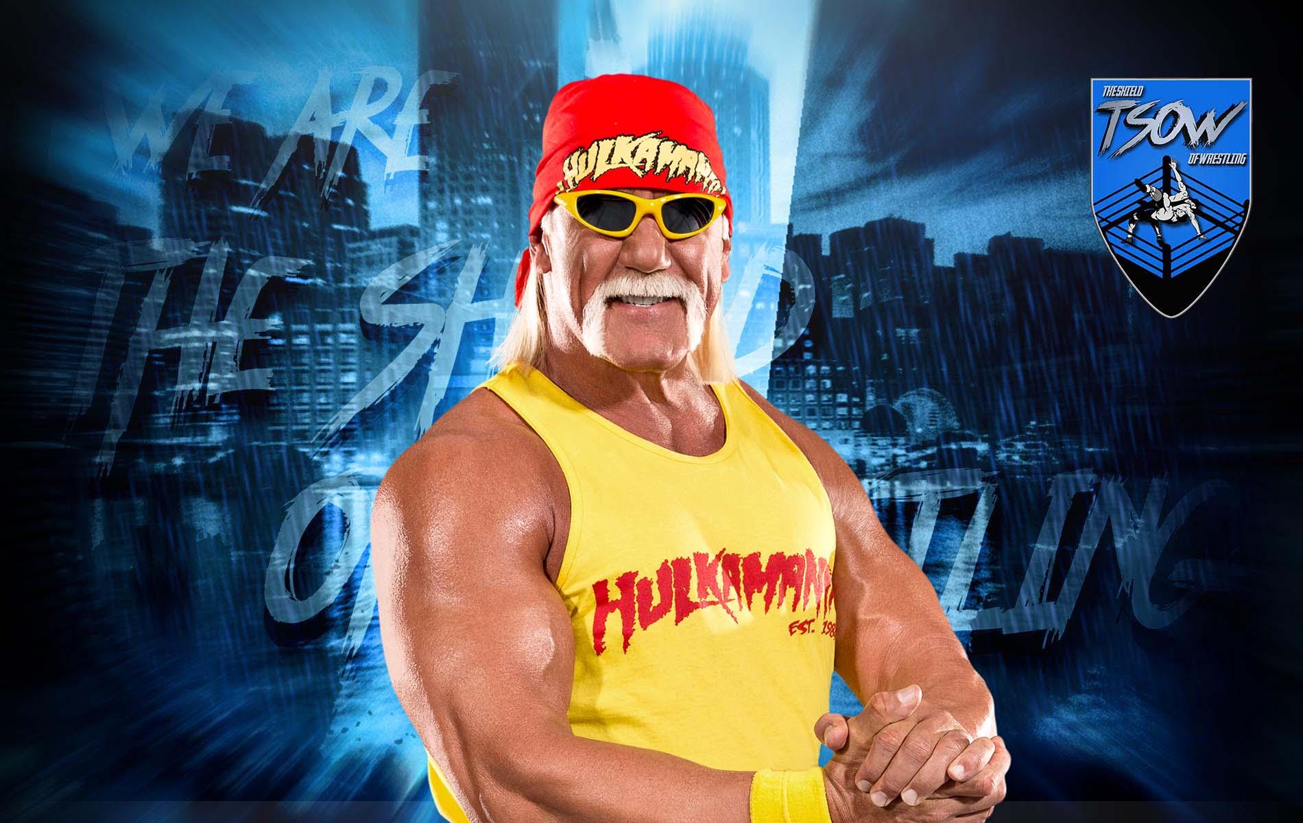 Hulk Hogan ha usato una volta il controllo creativo in WCW