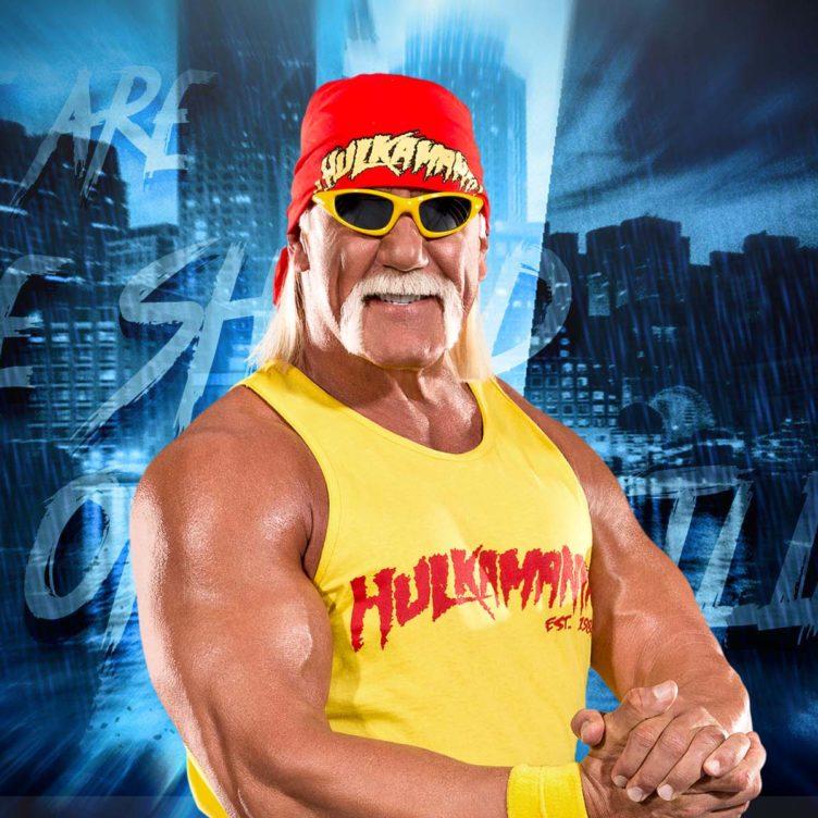 Hulk Hogan bandito dagli show della AEW