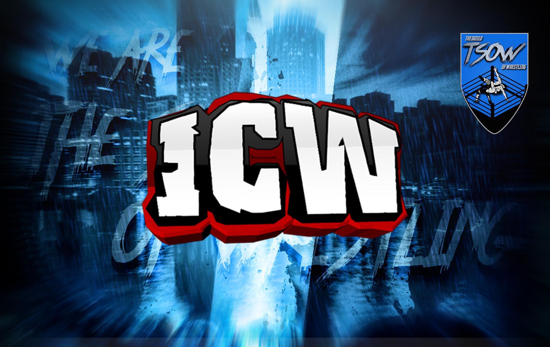 Insane Championship Wrestling: stop agli show fino al 2021