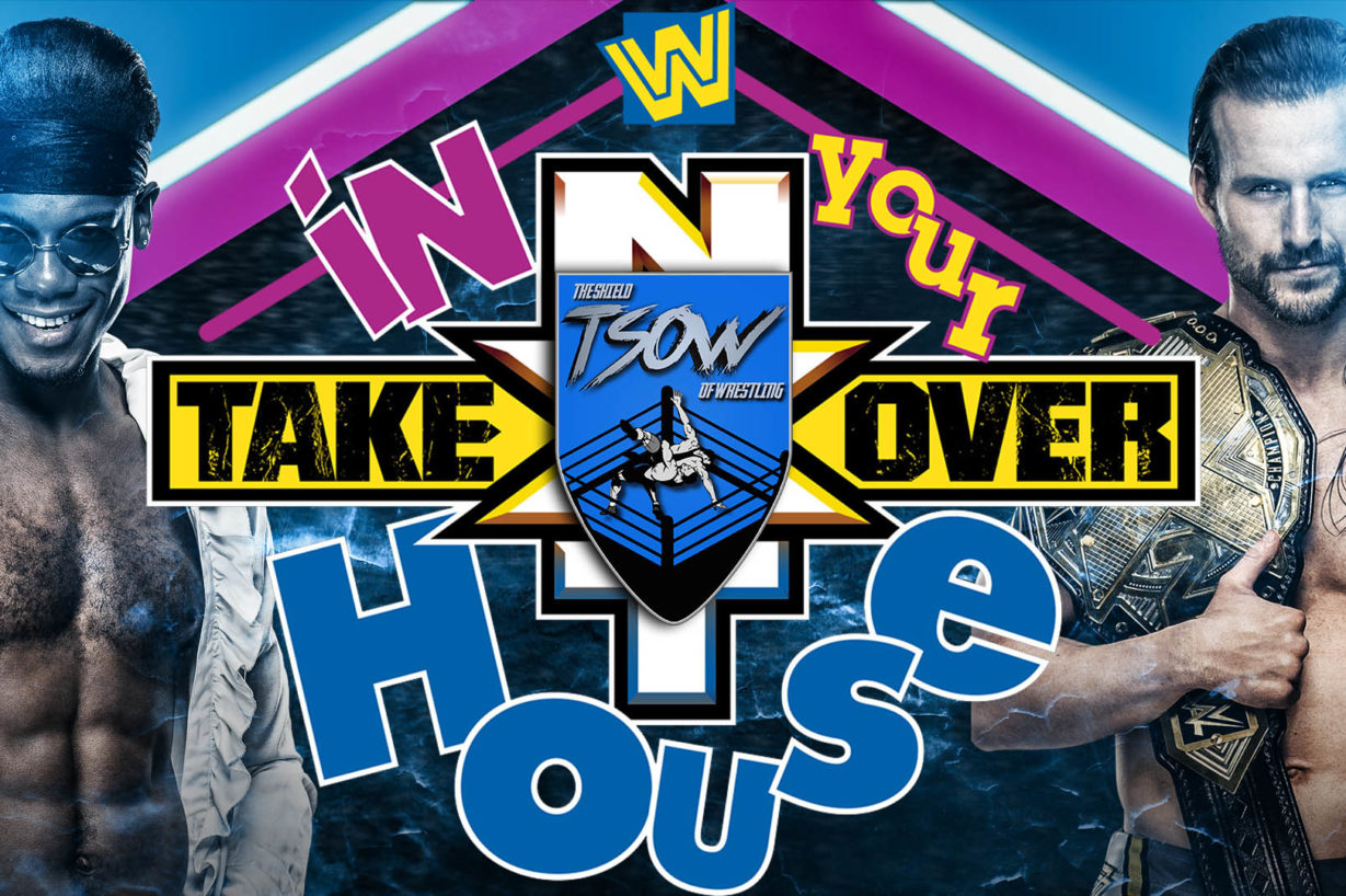 Report NXT TakeOver: In Your House