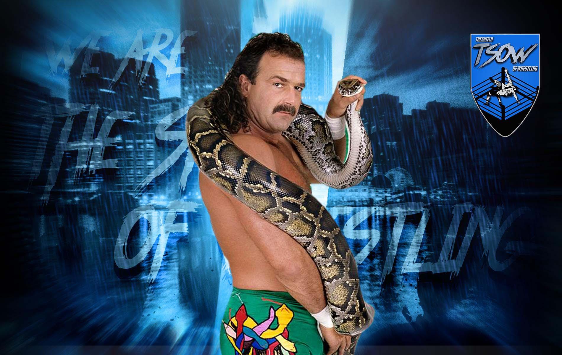 Jake Roberts vuole tornare sul ring in AEW?