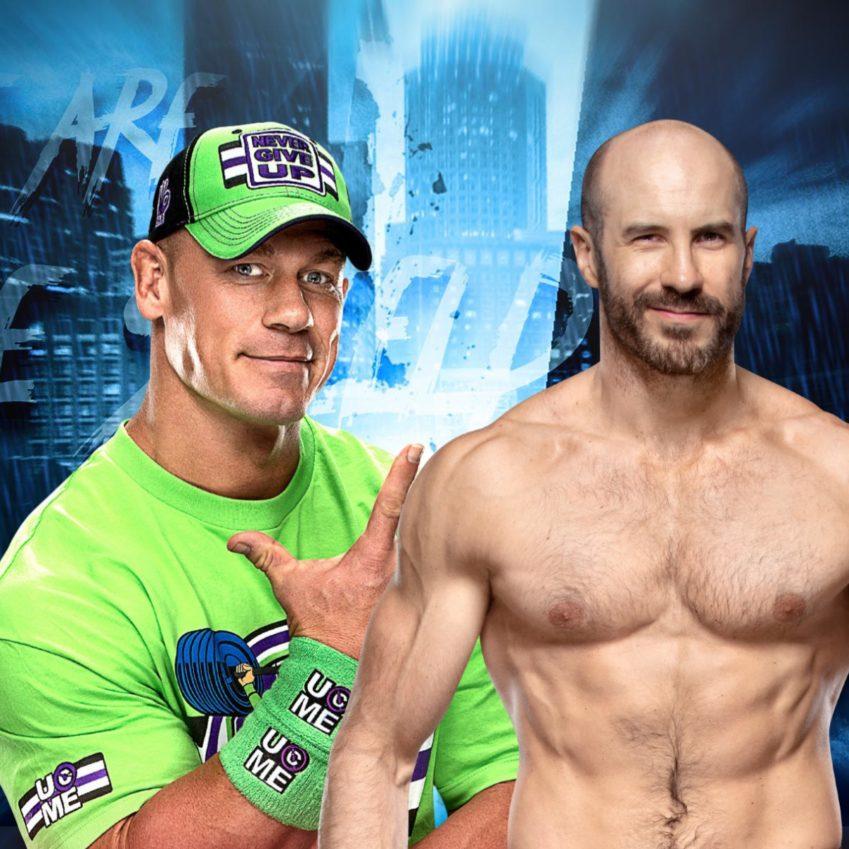 Cesaro: John Cena ha cambiato la mia concezione di wrestling