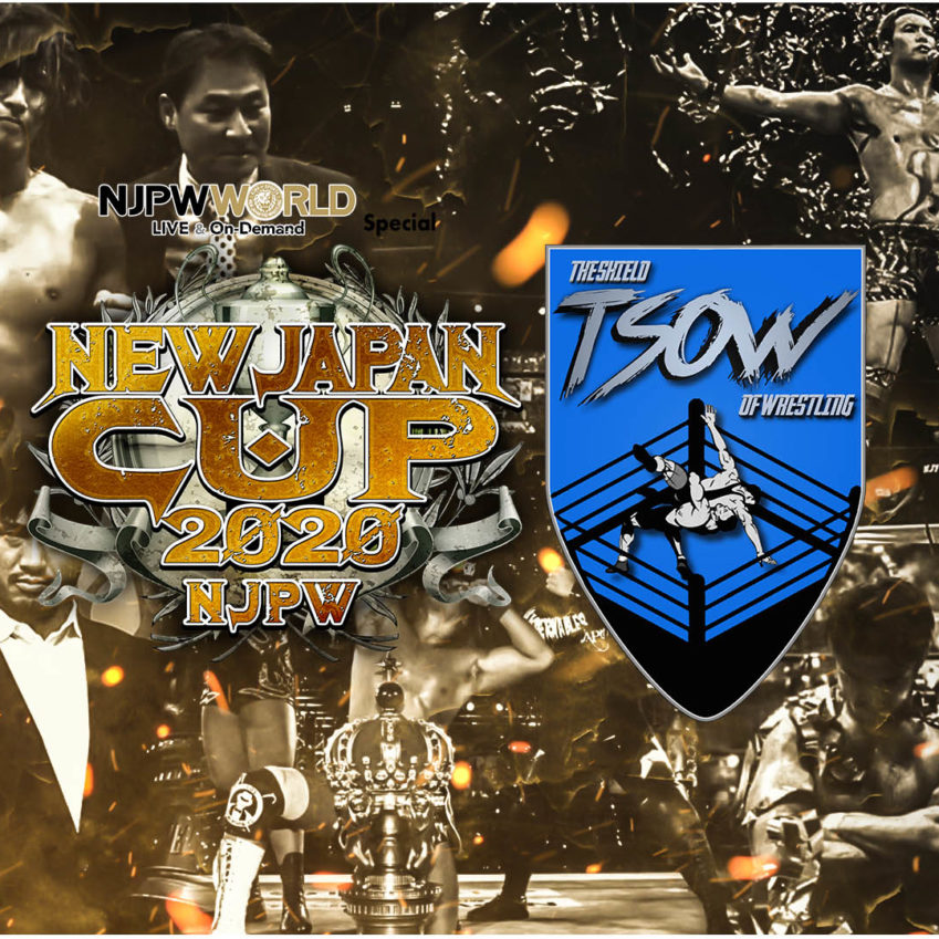 NJPW NEW JAPAN CUP 2020 Review – Final