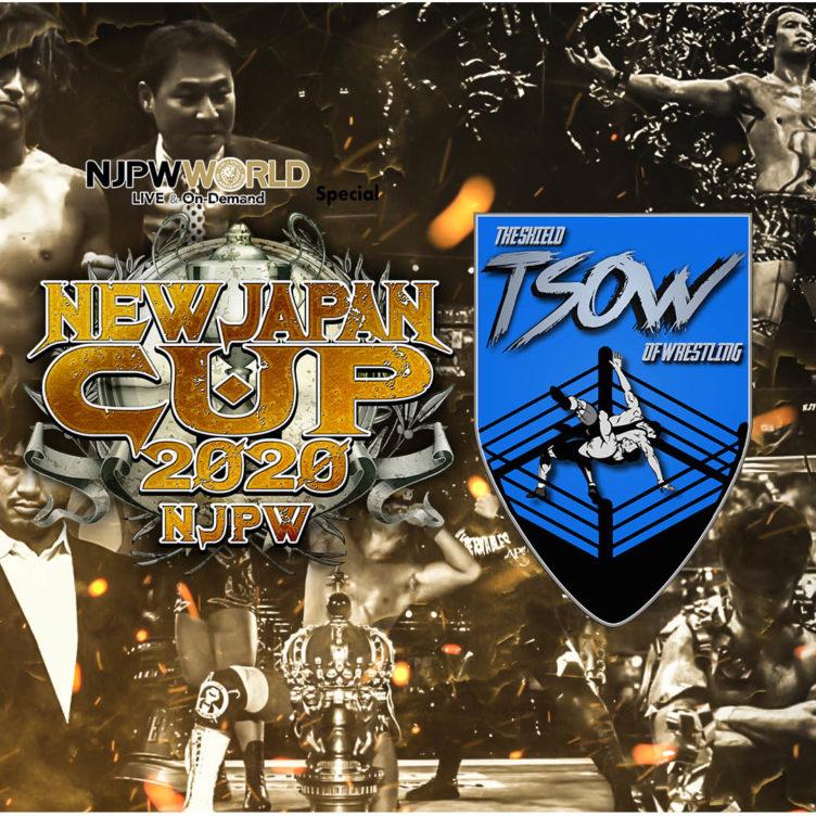 Risultati NJPW NEW JAPAN CUP 2020 Final