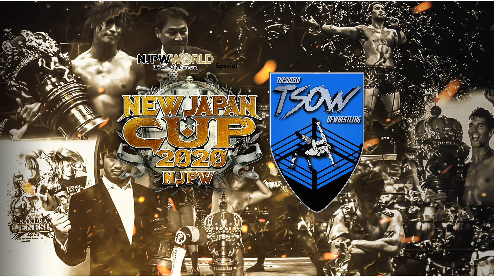 NJPW NEW JAPAN CUP 2020 Review – Night 8