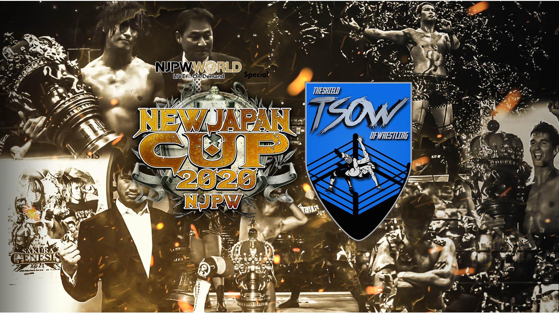 Risultati NJPW NEW JAPAN CUP 2020 Night 5