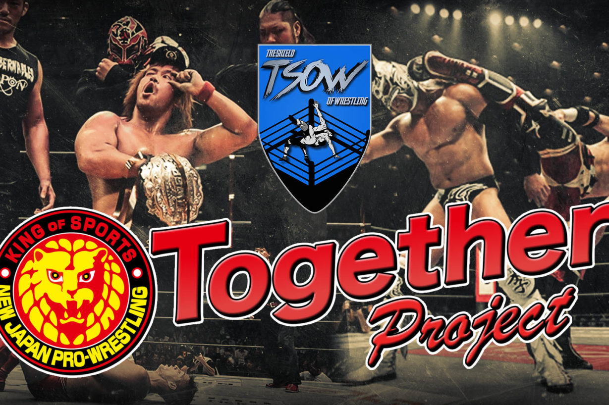 NJPW Together Project Special Review