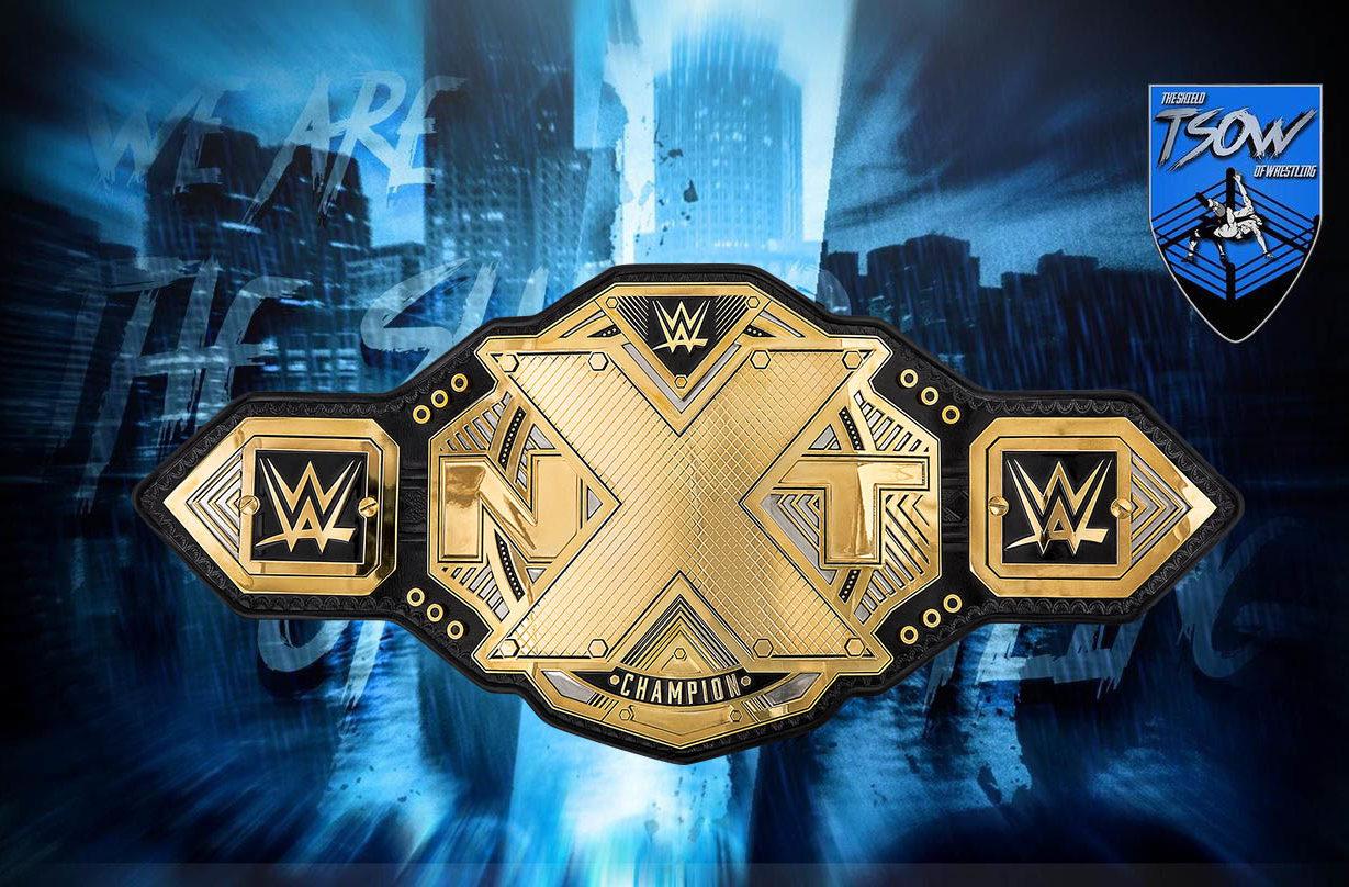 NXT: clamoroso spoiler sull'Iron Man Match della prossima puntata