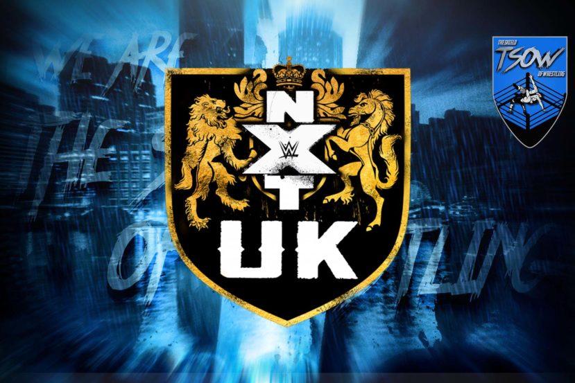 NXT UK tornerà il mese prossimo