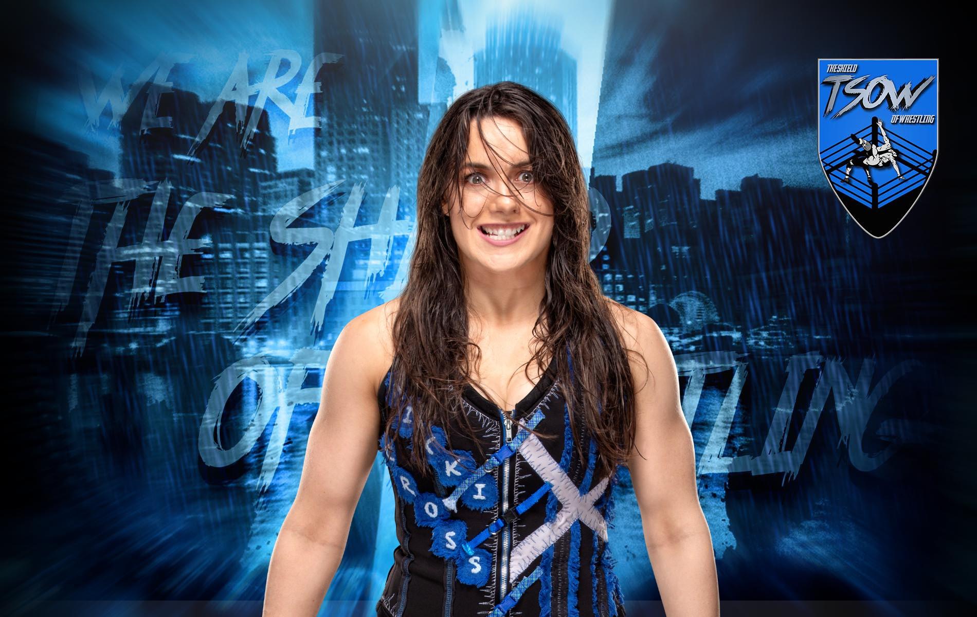 Nikki Cross è tornata sul ring a WWE Main Event