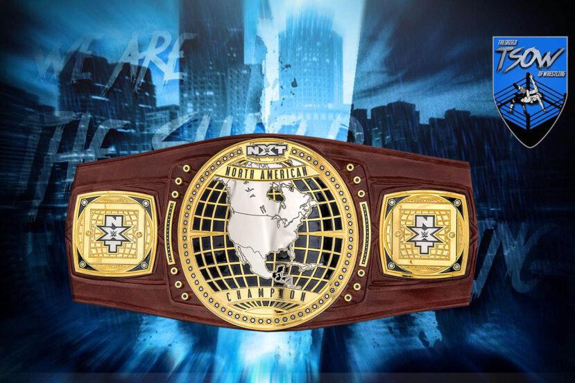 NXT North American Championship in palio questa settimana