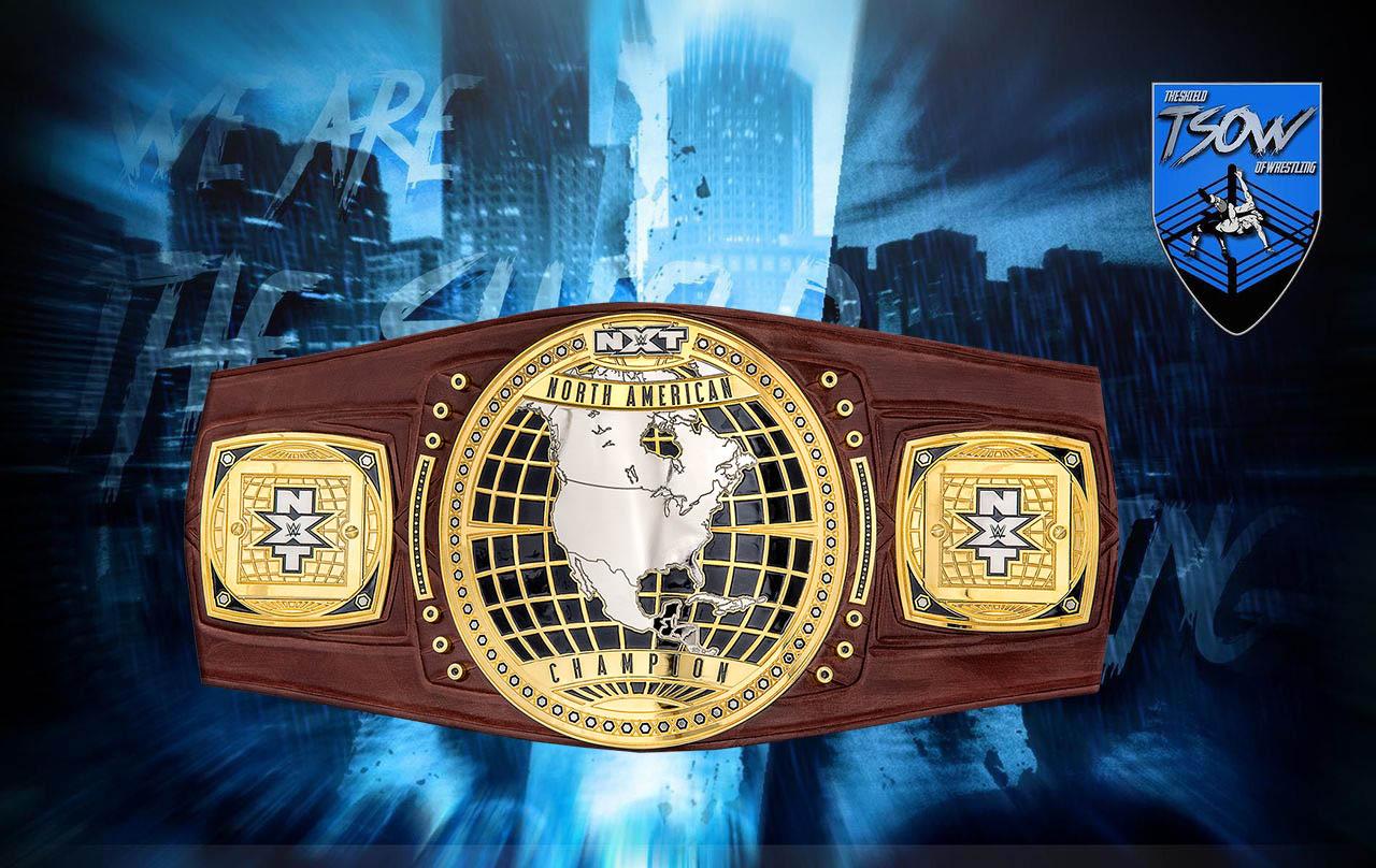 NXT TakeOver Vengeance Day: risultato di Johnny Gargano vs KUSHIDA