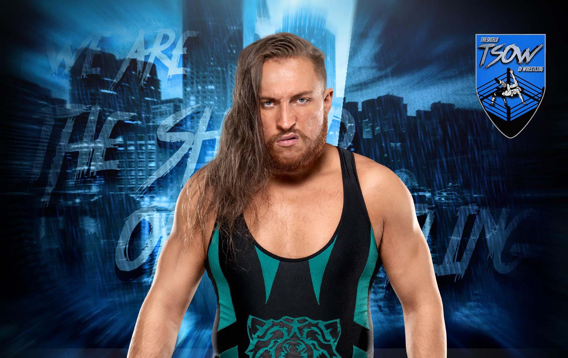 Pete Dunne svela gli obiettivi futuri ad NXT