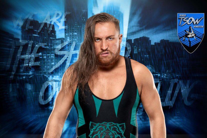 Pete Dunne sulle accuse fatte ai wrestler di NXT UK