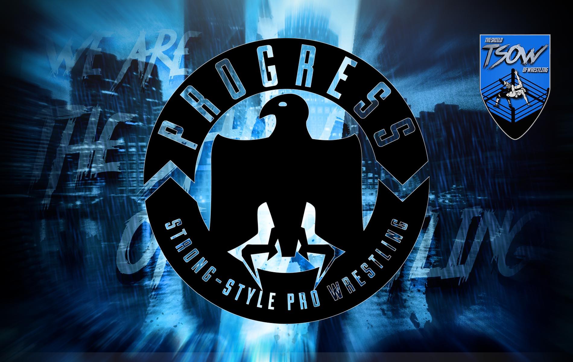 PROGRESS torna sul WWE Network il prossimo sabato