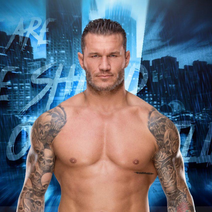Randy Orton: foto hot con la moglie su Instagram