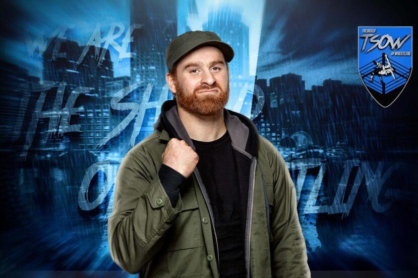 Sami Zayn vuole fare squadra con Kevin Owens in WWE