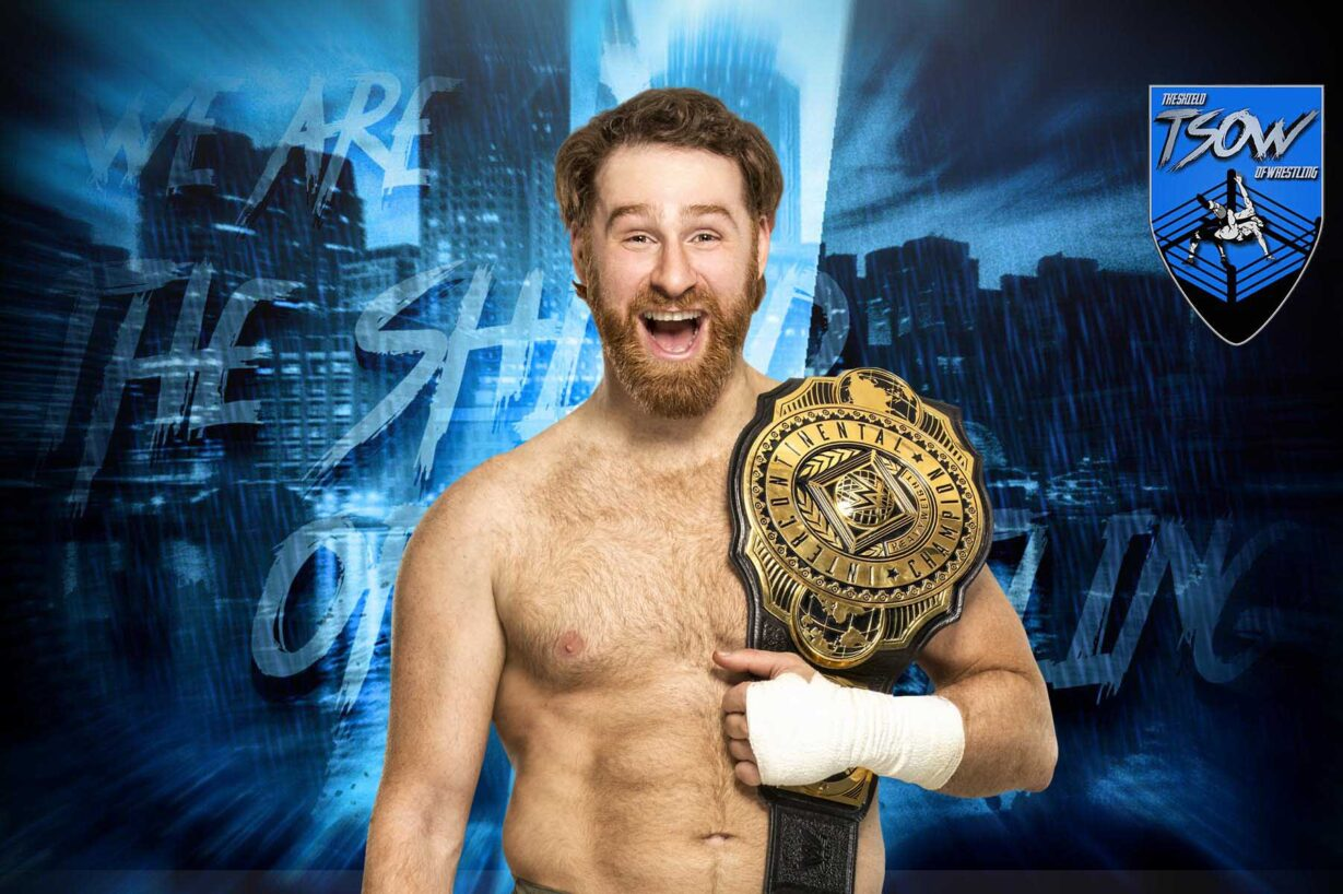 Sami Zayn voleva Liv Morgan nella sua stable a SmackDown