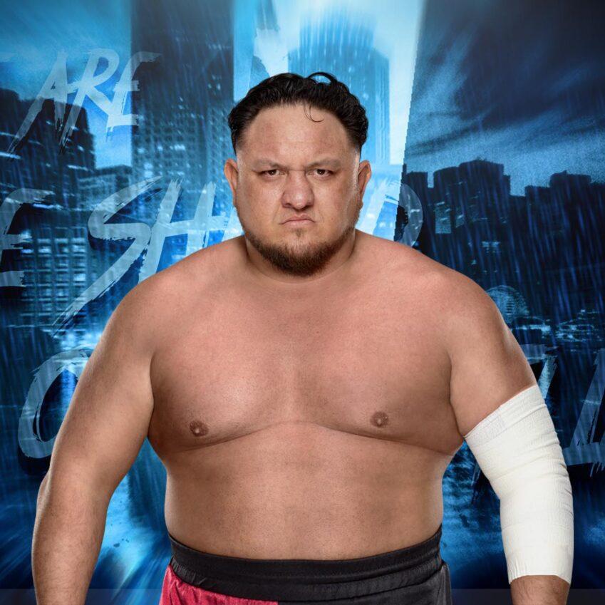 Samoa Joe rilasciato dalla WWE