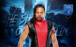 Shinsuke Nakamura parla del nuovo titolo NJPW
