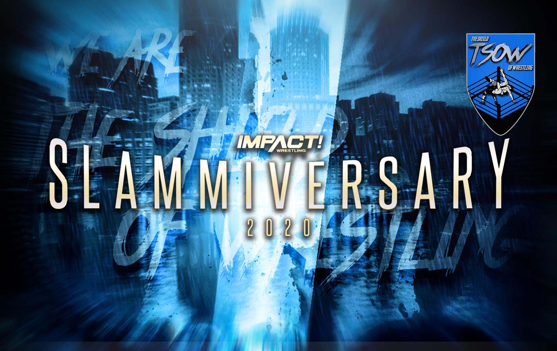 Slammiversary 2020: debutterà un Tag Team ex WWE?