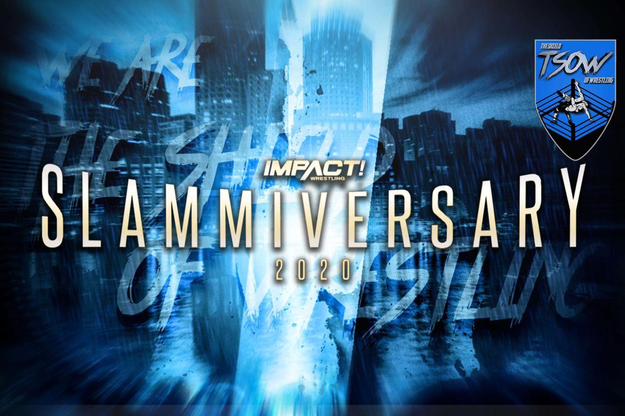 Slammiversary 2020: Svelato il partecipante misterioso del Main Event