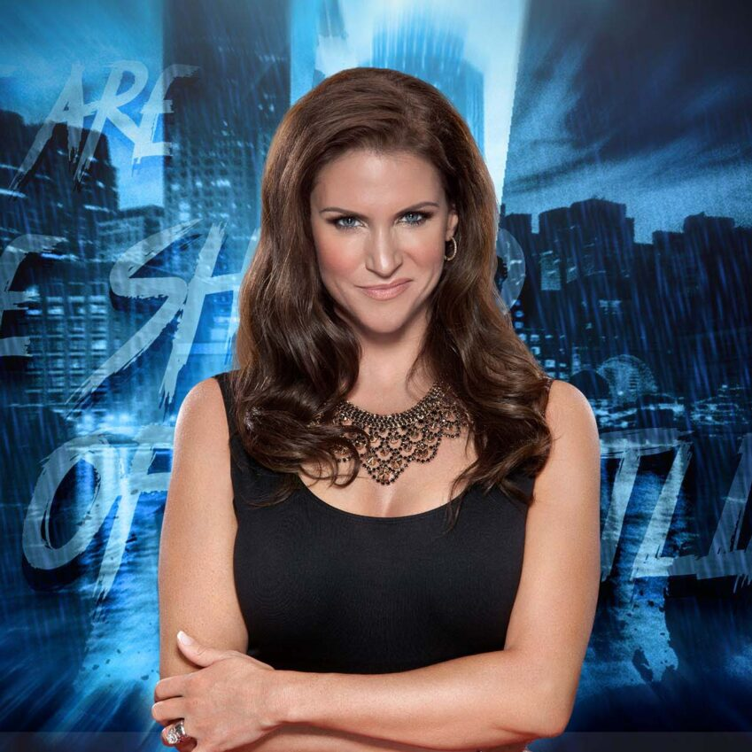 Stephanie McMahon vorrebbe Serena Williams in WWE