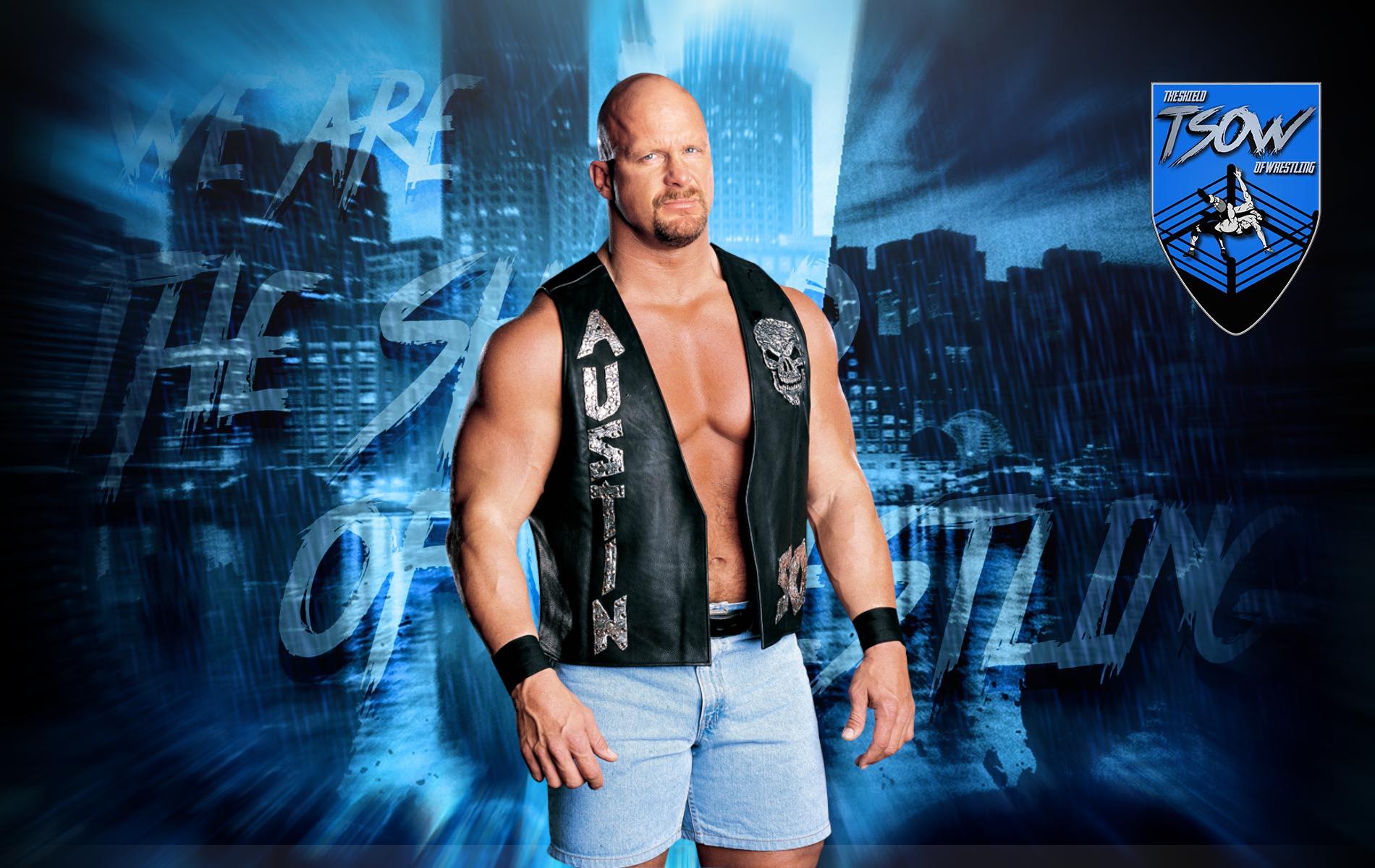 Steve Austin non apprezza il Royal Rumble Match