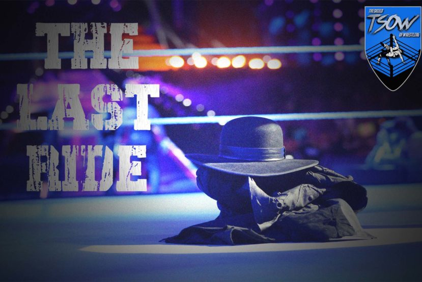The Undertaker: The Last Ride