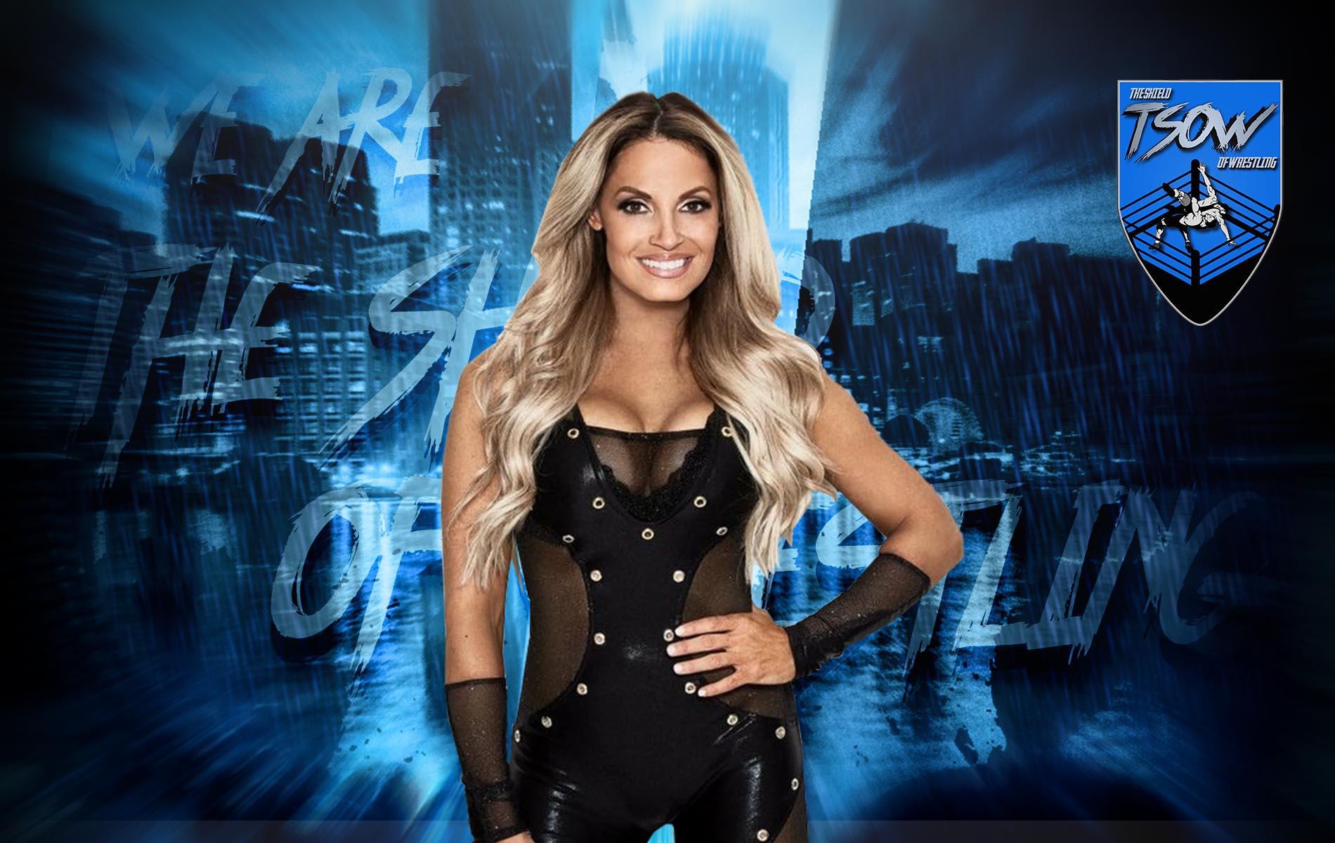Trish Stratus sarà alla Royal Rumble? L'indizio di Natalya