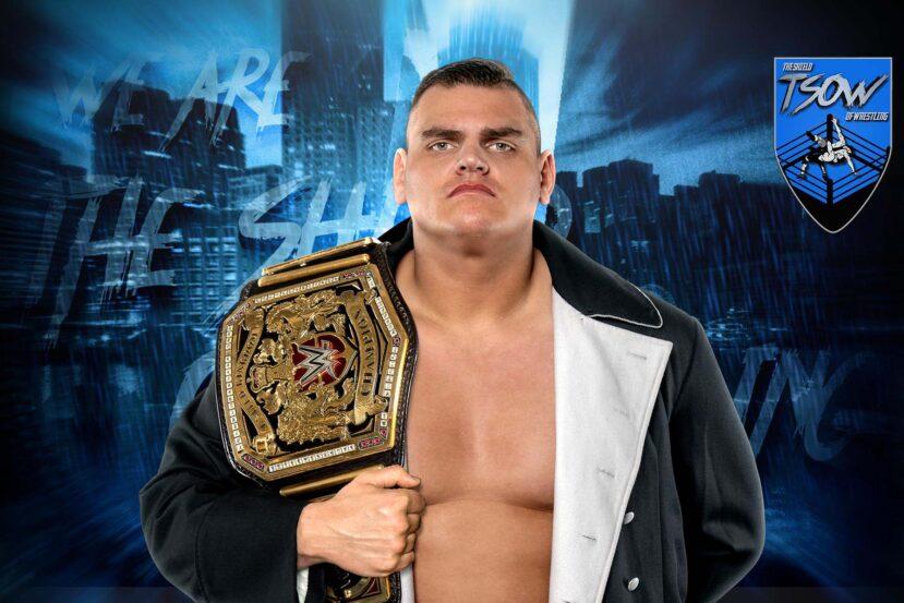 WALTER torna in azione ad NXT