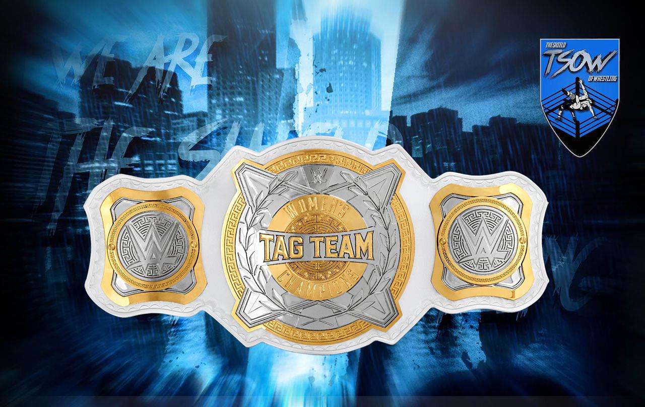 Nia Jax e Shayna Baszler difenderanno i titoli a SmackDown