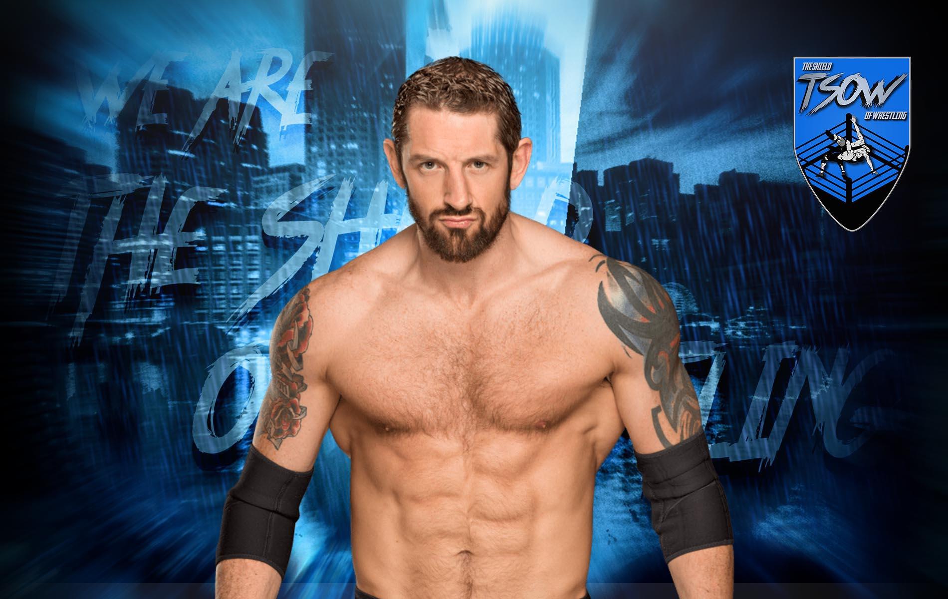 Wade Barrett era infuriato con la dirigenza WWE